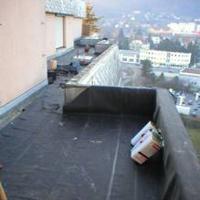 EPDM-Dachbahnen